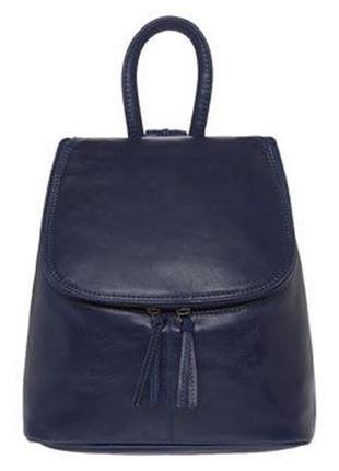 Городской кожаный рюкзак jobis