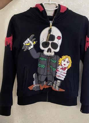 Модная кофта back in black
