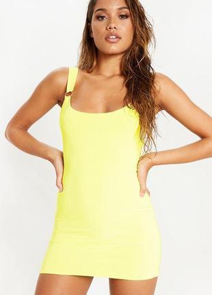 Распродажа 🎈 эластичное мини платье. короткое платье на бретельках