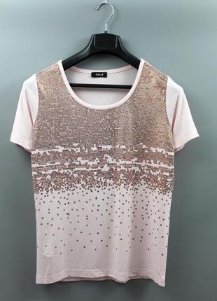 Стильна жіноча футболка бренду delmod