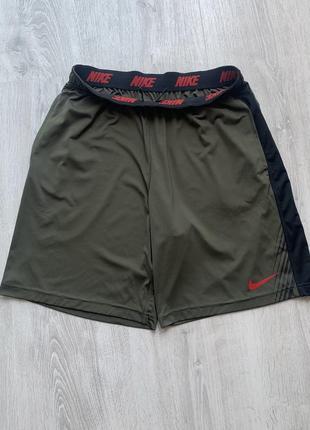 Nike dri fit оригинал шорты размер м