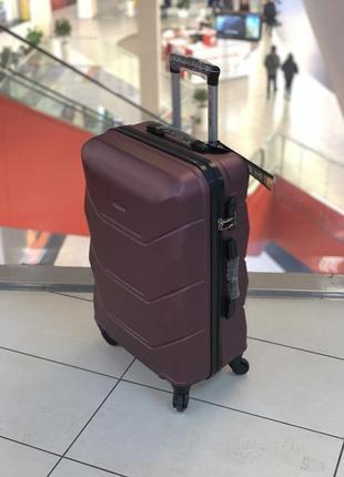 Дорожные чемоданы большой средний маленький
