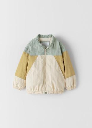 Куртка вітровка ветровка zara