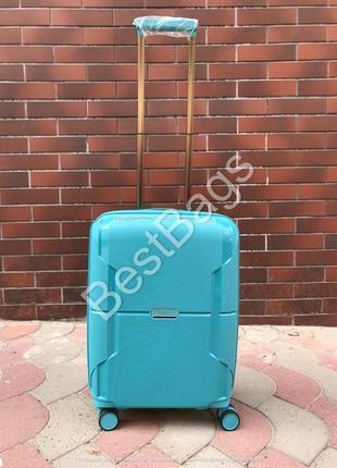 Валіза - чемодан airtex 245 s голубий