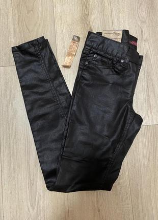 Новые чёрные джинсы tom tailor
