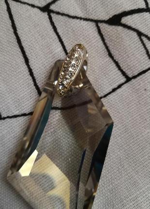 Кулон /подвеска кристалл