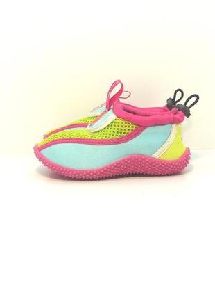 Аквашузы коралки обувь для плаванья pretty р. 25-26