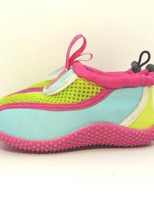 Аквашузы коралки обувь для плаванья pretty р. 25-262 фото