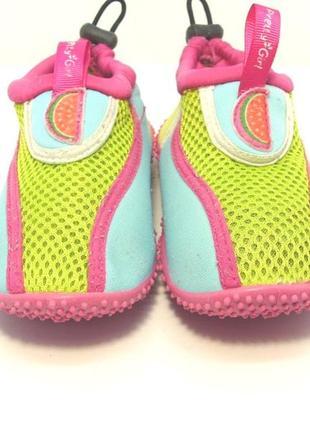 Аквашузы коралки обувь для плаванья pretty р. 25-264 фото