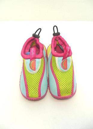Аквашузы коралки обувь для плаванья pretty р. 25-263 фото