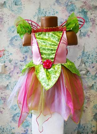 Платье феи,фея розетта, карнавальный костюм