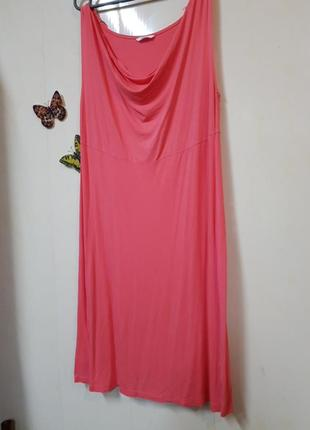 Платье вискозное,легкое,трикотажное