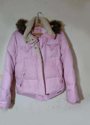 Kappa куртка на пуху 50 р