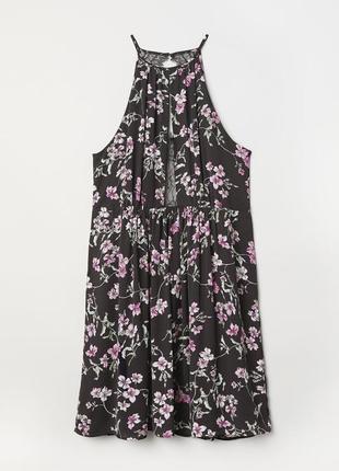 Новое нарядное платье с кружевом, большой размер