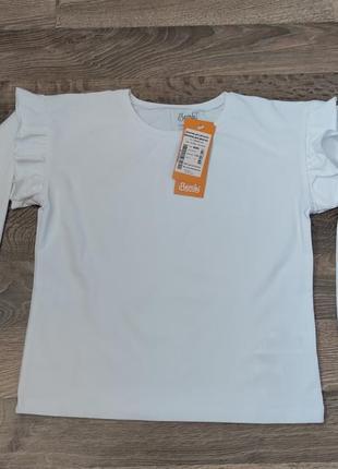 Лонгслів-блуза для дівчинки. бембі