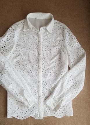 Рубашка сорочка з прошви