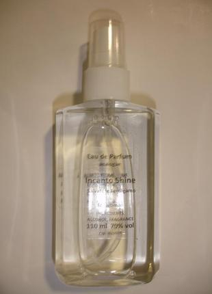 Salvatore ferragamo incanto shine парфюмированная вода 110 ml3 фото