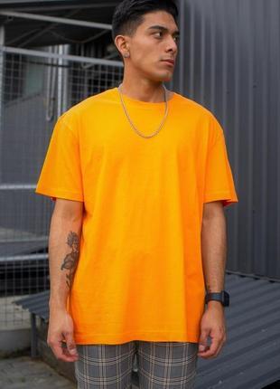 Оверсайз футболка without great orange