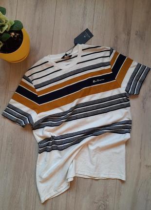 Футболка мужская хлопок одежда