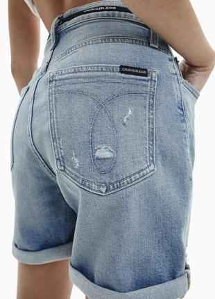 Шорты джинсовые calvin klein