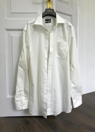 Тренд оверсайз мужская рубашка нюд база минимализм