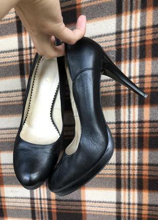 Туфли туфлі на шпильке