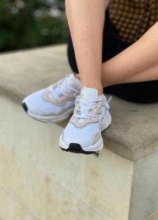 🤍женские кроссовки adidas ozweego