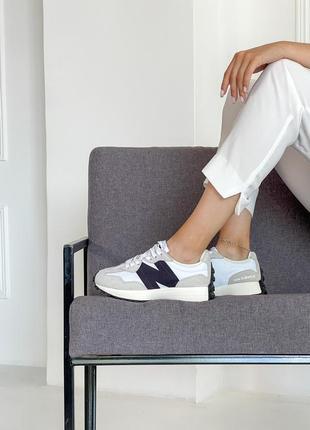 New balance 327 🔻 новинка 🔻 шикарные женские кроссовки люкс качества3 фото