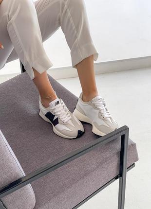 New balance 327 🔻 новинка 🔻 шикарные женские кроссовки люкс качества7 фото