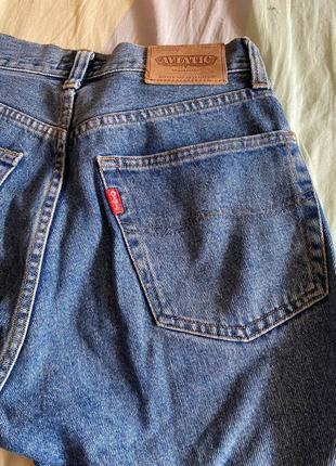 Женские джинсы мом2 фото