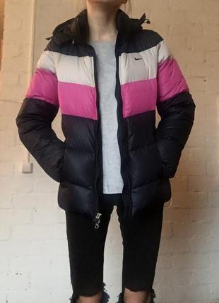 Куртка-пуховик nike (осень-зима)