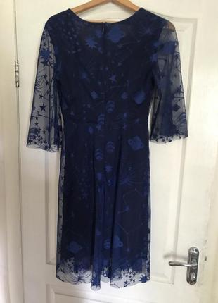 Платье musthave синее