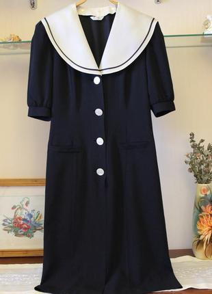 Шикарное платье antonette franz haushofer ретро вінтаж винтаж