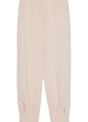 Zara брюки со сборками штаны