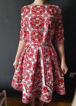 Новое платье от тм elena pokalitsina