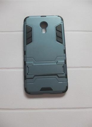 Накладка/бампер/чехол противоударный для телефона meizu m6