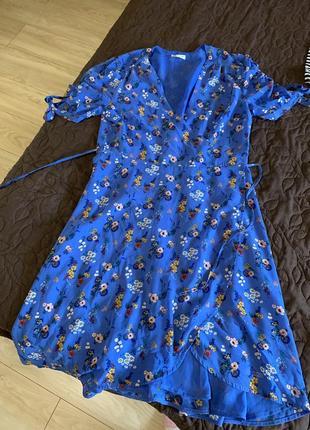 Платье летнее на запах
