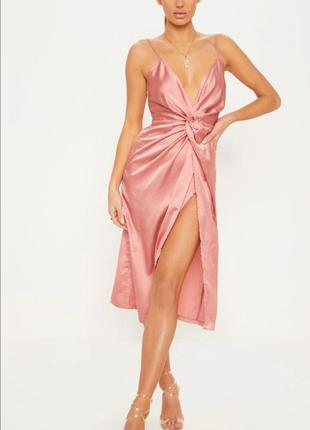 Платье комбинацыя