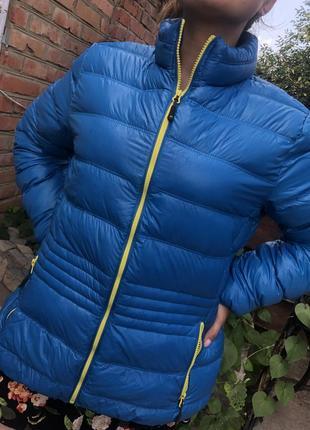 Женская куртка пуховик james nicholson xl lady