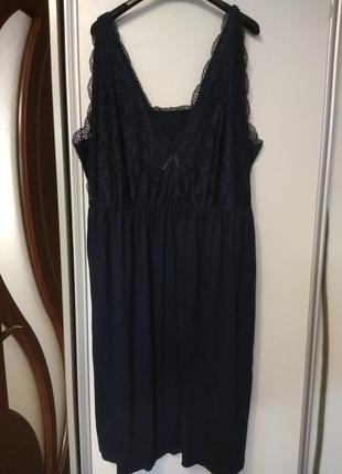 Ночная рубашка, размер 62-64