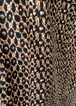 Леопардовое платье 🐆