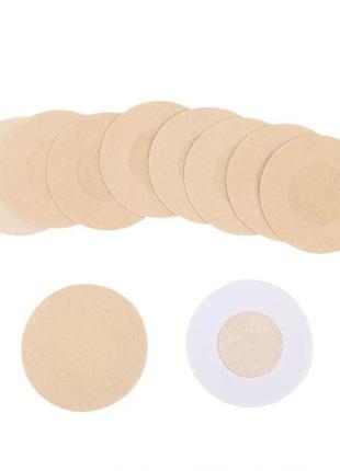 Женские невидимые  для подтяжки груди, мягкие накладки на соски, одноразовые лепестки, цветок, наклейки на соски