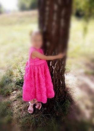 Плаття на дівчинку 3-5 років