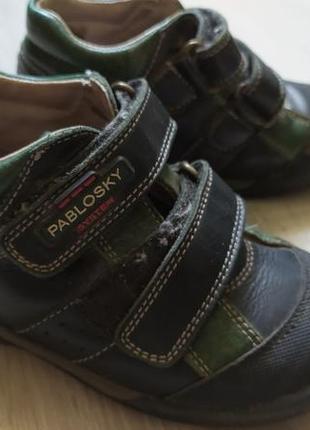Туфли-ботиночки кожа, 25 размер