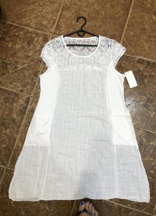 Платье, италия, оверсайс