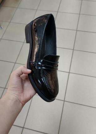 Туфли, лоферы наплак