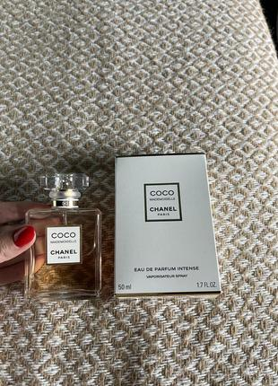 Coco mademoiselle 😍 intense