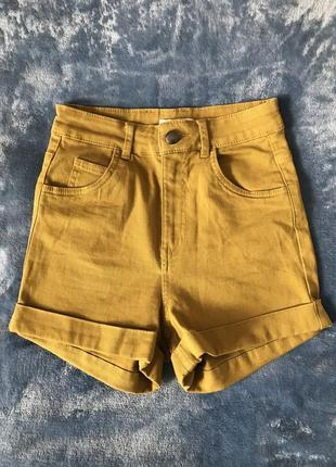 Женские джинсовые шорты шорти