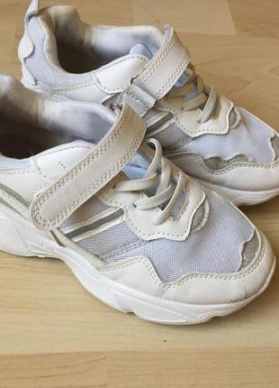 Кроссовки для девочки 31-32 в идеале john golf