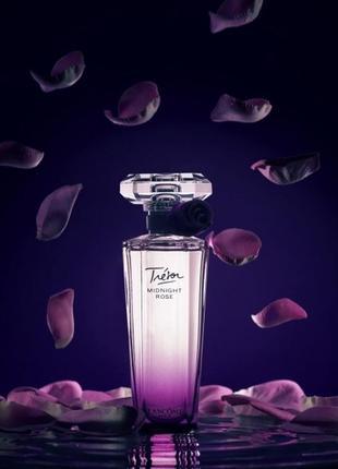 Парфюмированная вода tresor midnight rose lancome ( распив)